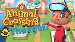Animal Crossing: New Horizons Impressions!