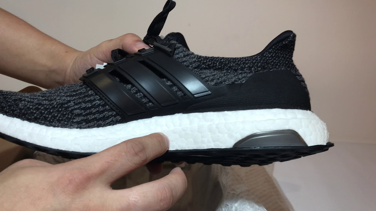 08935a3c209 Adidas Ultraboost Utility Black S80731 - YouTube