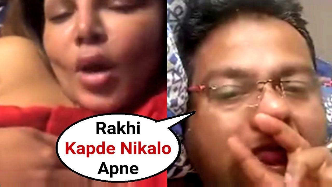 Rakhi Sawant Live Suhagrat With Deepak Kalal - Youtube-7846
