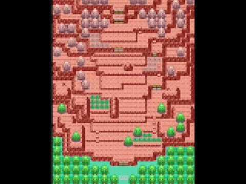 Pokemon Ruby Sapphire Emerald Mt Pyre Peak Doovi
