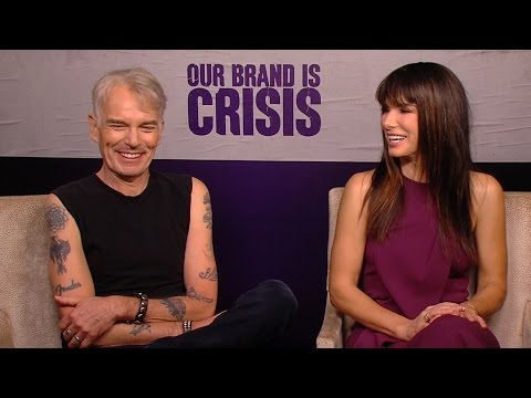 "Watch the 'Our Brand is Crisis' Cast and David Gordon Green Play ""Save or Kill"""