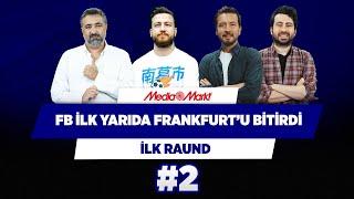 Fenerbahçe bugün ilk yarıda Frankfurt'u bitirdi | Serdar & Ersin & Mustafa & Uğu