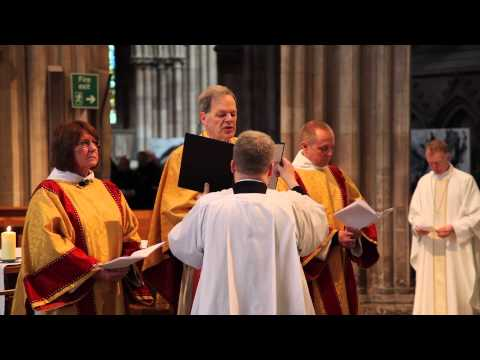 Understanding the Church of England: Chrism