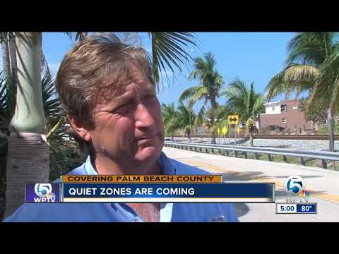 Palm Beach County is one step closer to quiet zones