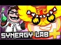The Binding Of Isaac Afterbirth Synergy Lab PHOENIX BONE DRAGON PET Feels So Alive mp3
