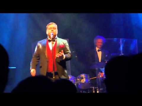 Paul Potts   My Christmas Song For You   Esbjerg 2013