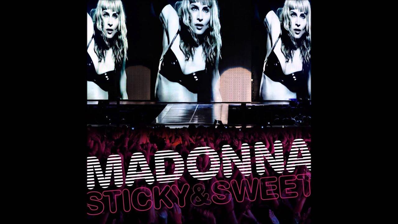 Download Madonna - Get Stupid (Live: Sticky & Sweet Tour)