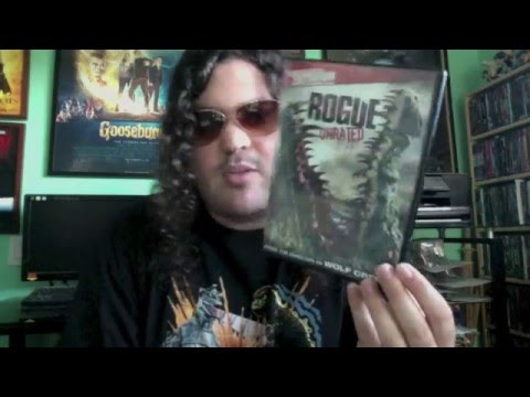 Rogue (2007) Movie Review - Best Crocodile Film