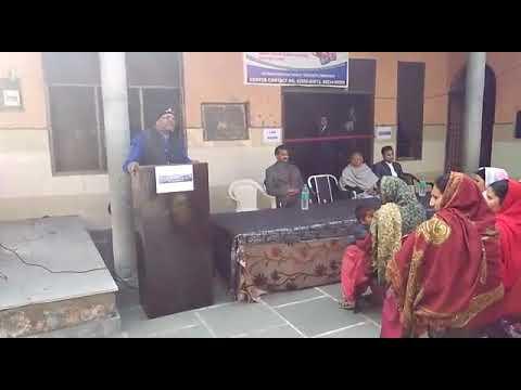 Self employed tealoer center opening kambopura SET( Baburam)