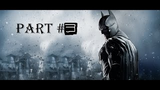 Batman Arkham Origins Blackgate psvita - walkthrough part 3 - Following The Penguin