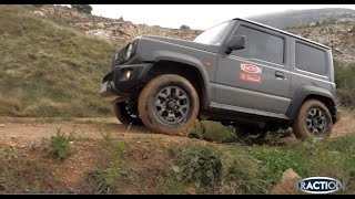 TractioN 2019 | Suzuki Jimny