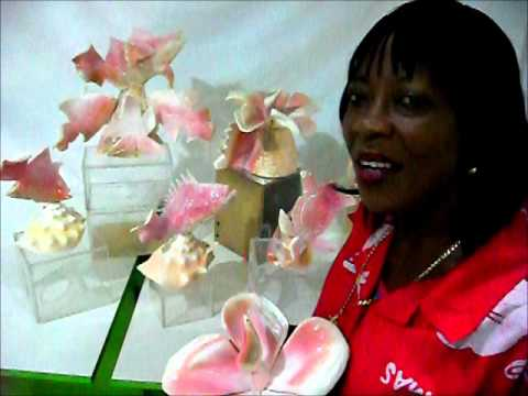 Conch Shell Crafts