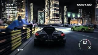GRID 2 PC Gameplay [HD] - Pagani Huayra on Alpinestars Eliminator Series, WSR Season 5