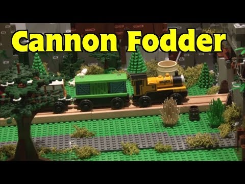 Enterprising Engines: Cannon Fodder