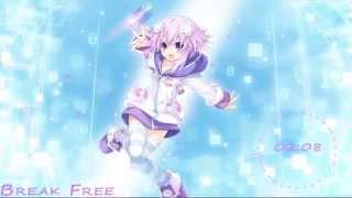 [HD] Nightcore - Break free