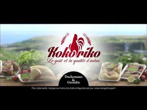 Vidéo Pub TV Kokoriko VoixOff_Frédéric_Blindt