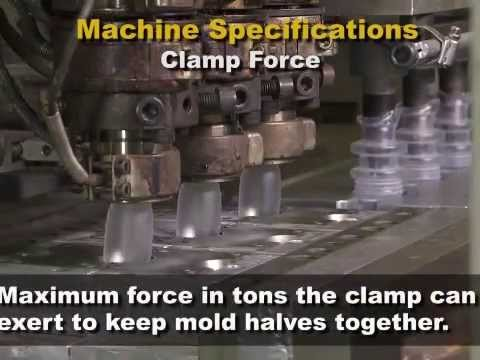 Extrusion Blow Molding - Lesson 1 - The Process And The Equipment
