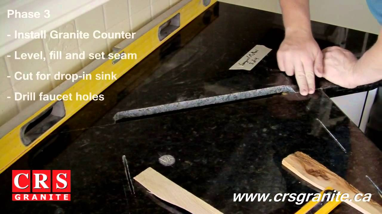 Granite Countertops By CRS Granite   Granite Countertop Installation