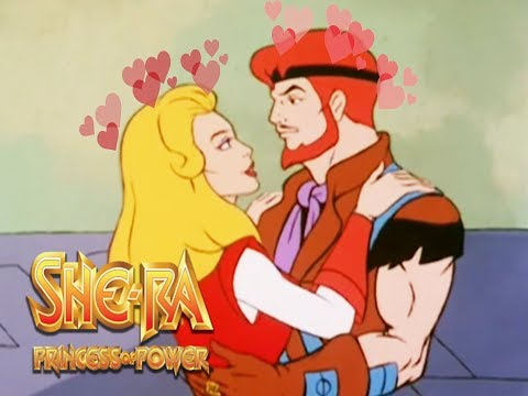 She Ra Princess of Power   Anchors Aloft Part 2   English Full Episodes   Valentine's Day Special