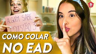COMO COLAR NO EAD | PARAFERNALHA