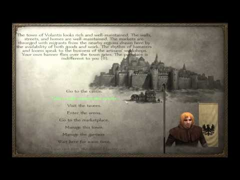 Mount And Blade Warband ACOK 1 11 Blackfyre Valyrian Steel Blade Quest