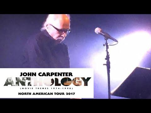 John Carpenter Anthology Tour 2017 (City National Grove of Anaheim)