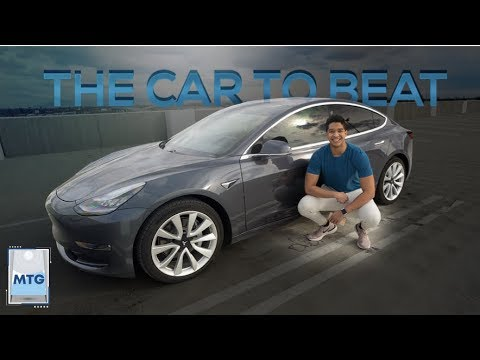 Tesla Model 3 Review: The Car to Beat? Cool Hidden Features!