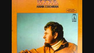 Watch Hank Cochran I Just Burned A Dream video
