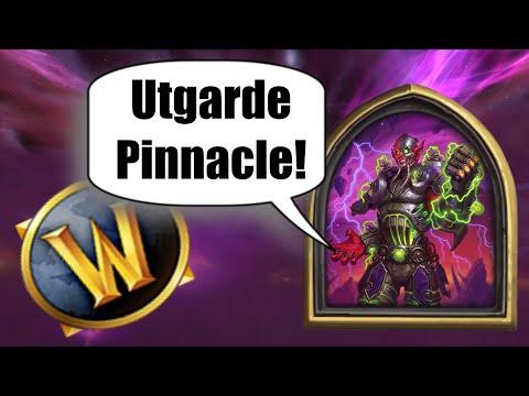 World of Warcraft - Utgarde Pinnacle (Demonology Warlock)