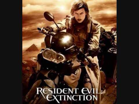 Resident Evil Extinction ending song (Movie Version)