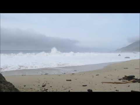 Big Sur screensaver 5 (HD - 90 minutes)