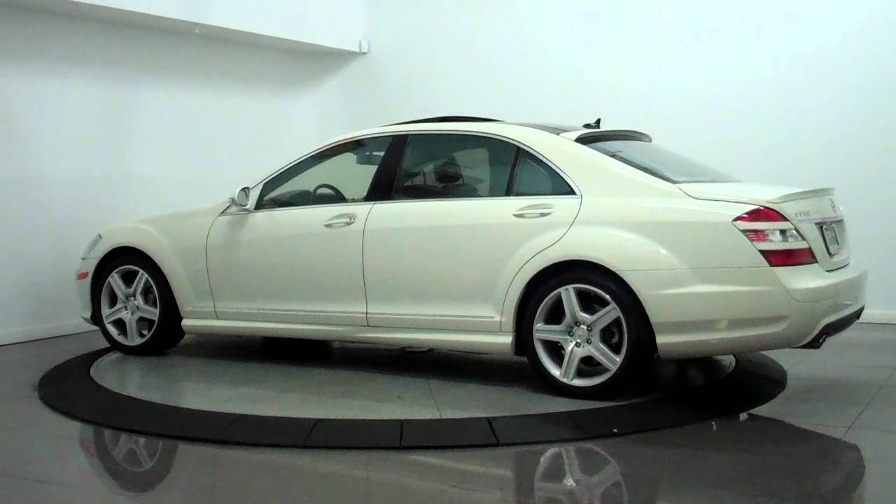 2008 Mercedes Benz S550 4matic Amg Youtube