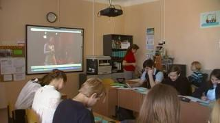 Кирьян Е Г  урок английского языка в 9 классе  Использование в речи инфинитивной конструкции сложное