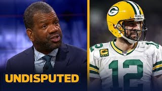 Rob Parker on why he thinks Aaron Rodgers will lead the Packers to the Super Bowl | NFL | UNDISPUTED