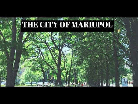 City Tour to Mariupol Ukraine