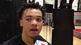 Carsen Edwards Pre-Draft Workout