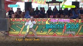Dasar Jodo. Ligar Jaipong Baranyay Group Subang. ( Opicial Video Malaka Studio ).