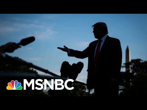 Trump's whistleblower-flagged 'promise' might have been to Putin, Washington Post reporters tell MSNBC