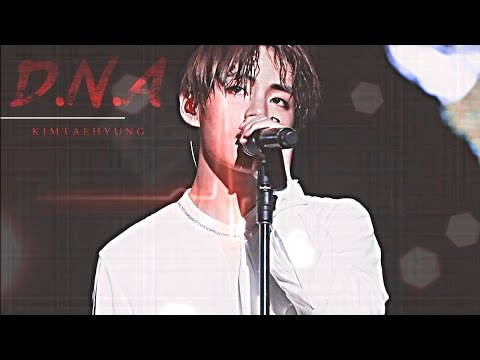 【FMV】 Taehyung | DNA