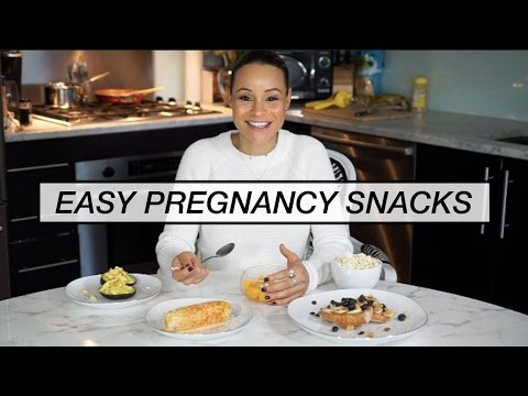 what-i-eat-in-a-day-pregnant-ll-easy-pregnancy-snacks