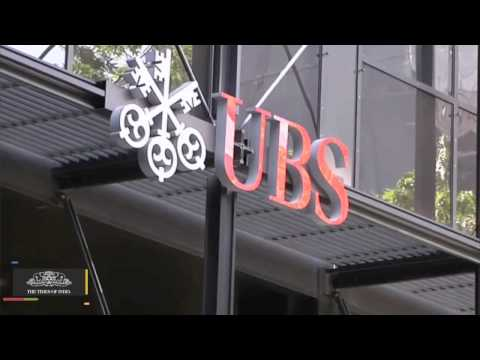UBS Cements Lead As Largest Private Bank, Assets Near $2 Trillion - TOI