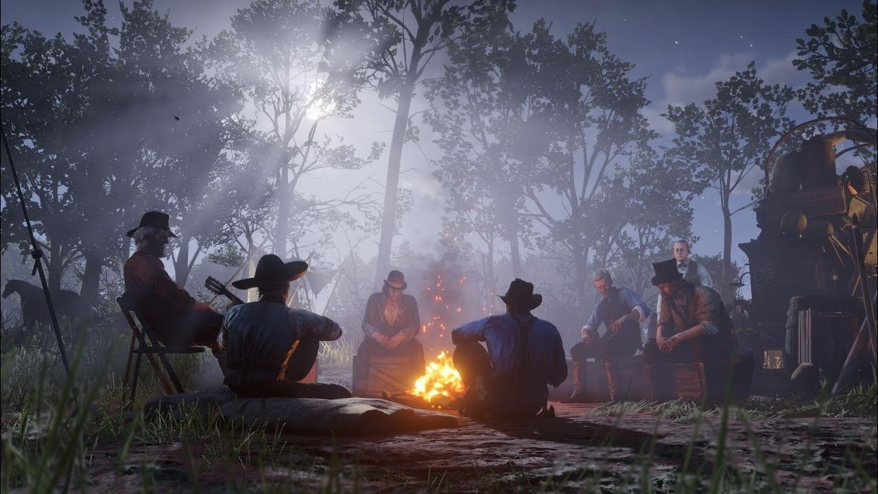 REDDEAD REDEMPTION 2 GAMEPLAY PS5 BROADCAST