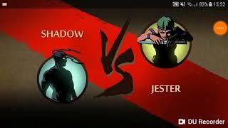 Îl bătem pe ghost + lvl 5 | Shadow Fight 2