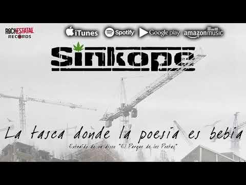 Sínkope - La Tasca donde la Poesía es Bebía (Audio Oficial)