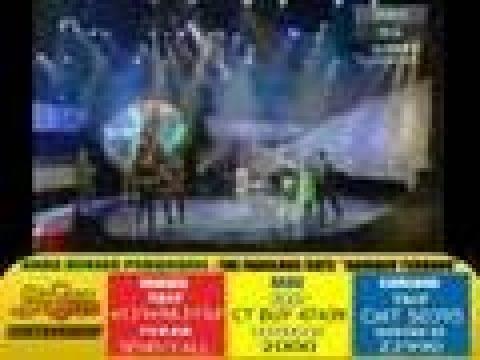 The Fabulous Cats - Bawaku Terbang (AF Persembahan Pembukaan) ( Official MMTV )