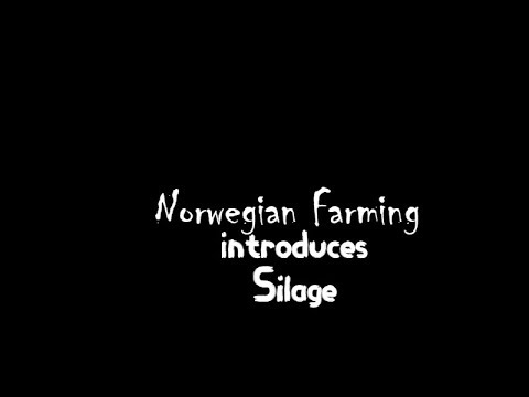 Norwegian Farming Introduces Silage 2018!