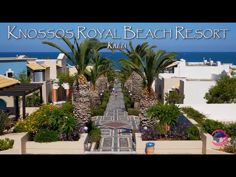 Knossos Royal Beach Resort 5* (2019) - KRÉTA