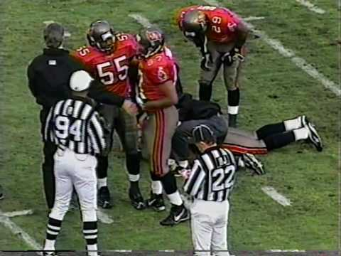 DET @ TB | 1997 NFC Wildcard Playoff Game
