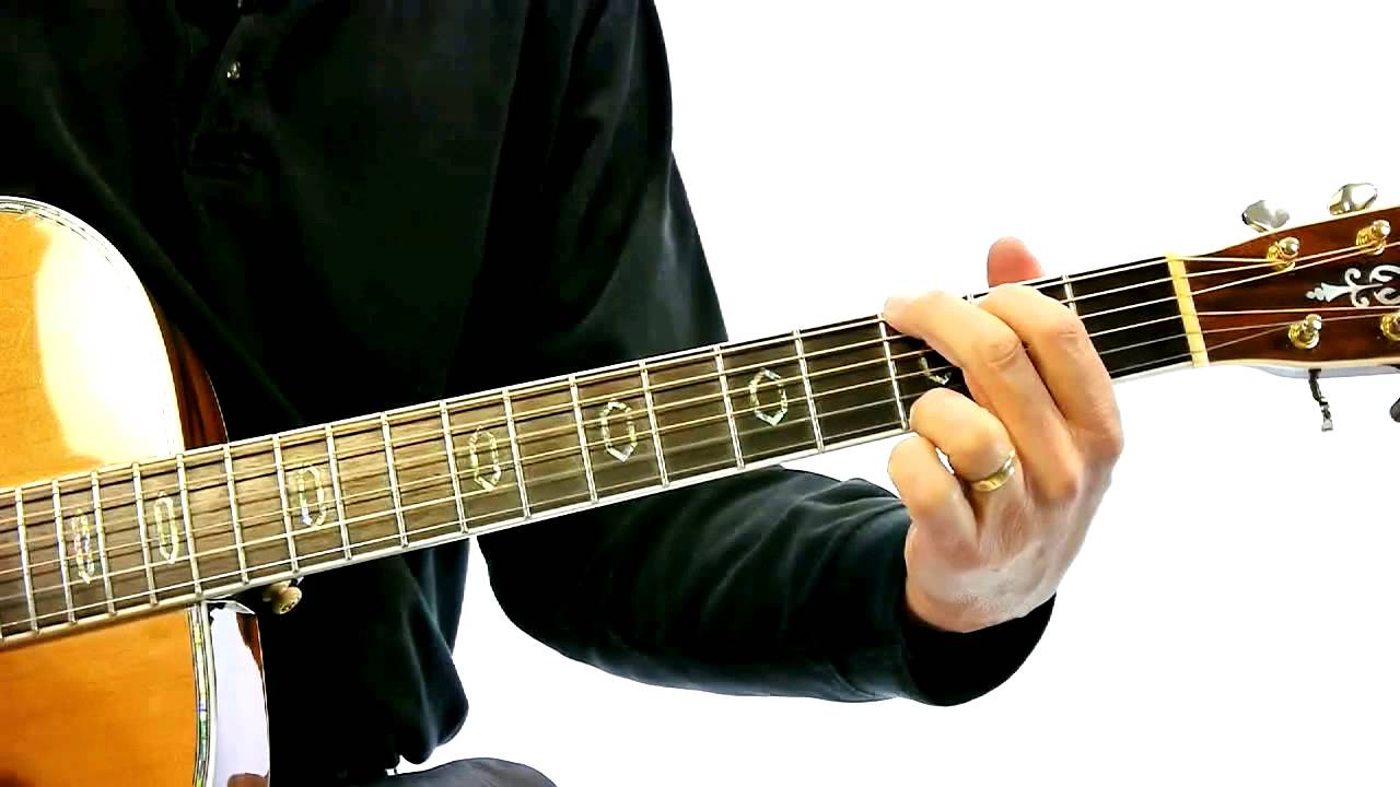 Practice Chord Changes Guitar Lesson Youtube