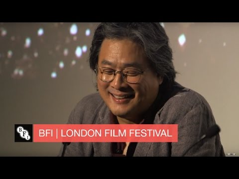 Park ChanWook at his London film festival Screen Talk: